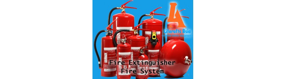 Fire Extinguisher-Fire System