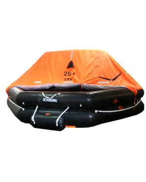 CRV LIFERAFT A25 THROWOVER
