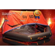 NINGBO LIFERAFT YZF-A THROW-OVER BOARD 10 PERSON