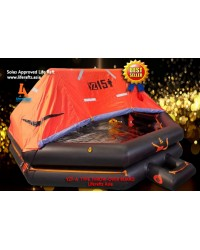 NINGBO LIFERAFT YZF-A THROW-OVER BOARD 15 PERSON