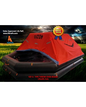NINGBO LIFERAFT YZF-A THROW-OVER BOARD 20 PERSON