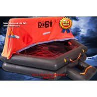 NINGBO LIFERAFT YZF-A THROW-OVER BOARD 6 PERSON