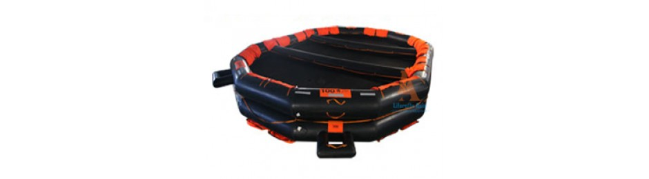 Open Reversible Liferaft