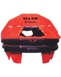 SOLAS SELF RIGHTING LIFERAFT ASR-100 PERSON