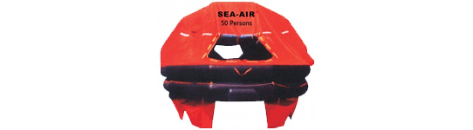 Self Righting Liferaft