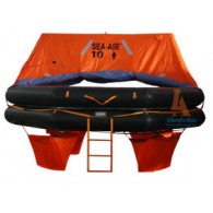 SEA AIR ATOB-10-12 PERSON THROW OVERBOARD