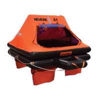 Revere USCG-SOLAS A-Pack Liferaft 4 Person