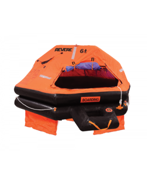 Revere USCG-SOLAS A-Pack Liferaft 6 Person