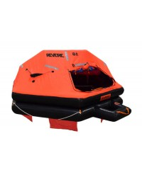Revere USCG-SOLAS A-Pack Liferaft 8 Person