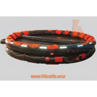 Youlong Liferafts KHK-50 type open reversible