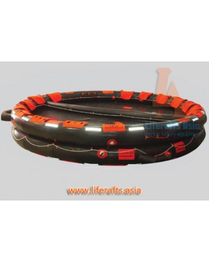 Youlong Liferafts KHK-152 type open reversible