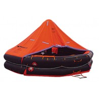 Youlong Liferafts KHR-25 type both sides of a canopied reversible