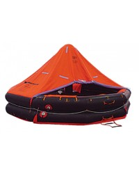 Youlong Liferafts KHR-65 type both sides of a canopied reversible