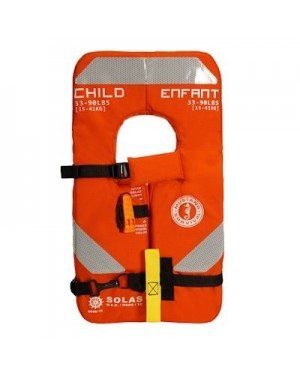 Mustang 4-One Child SOLAS Life Jacket-PFD