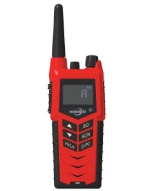 McMurdo SmartFind R8F FireFighter UHF Radio