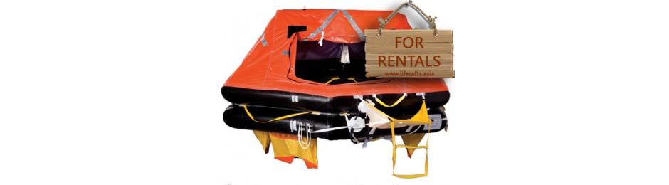 Life Rafts Rentals