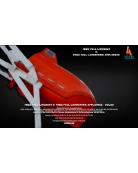 FREE FALL LIFEBOAT 26 PERSON - FIRE PROTECTED TYPE SOLAS