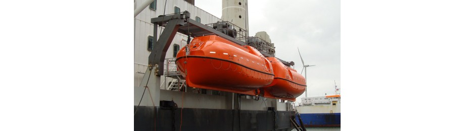 Totally Enclosed Lifeboats