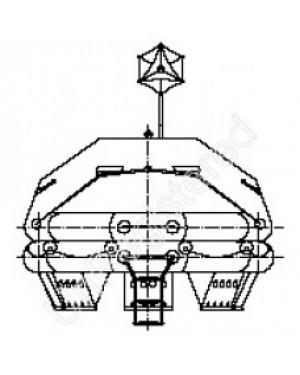 HAINING Liferaft - HNF-A10 RAFT CCS