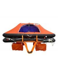 VIKING Liferaft, throw overboard, 4 persons, type DK+