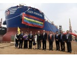 Chengxi Shipyard delivered a bulk carrier