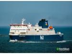 Ferry EUROPEAN CAUSEWAY fire