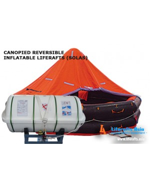 LIFERAFT SOLAS 30 PERSON - Liferafts Asia