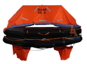 SEA AIR ATOB-15 PERSON THROW OVERBOARD