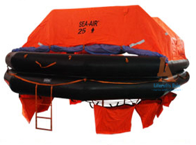 SEA AIR ATOB-25 PERSON THROW OVERBOARD