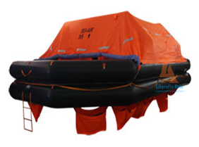SEA AIR ATOB-30 PERSON THROW OVERBOARD