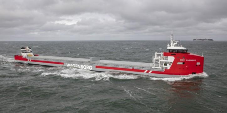 EasyMax nominated for KVNR Shipping Award 2017