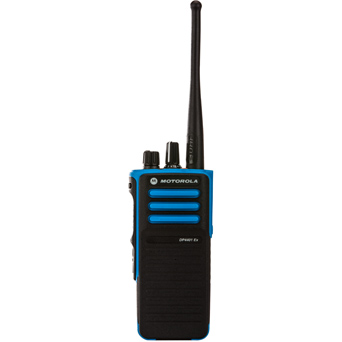 Motorola DP4401Ex ATEX Solas Portable Two-way Radio