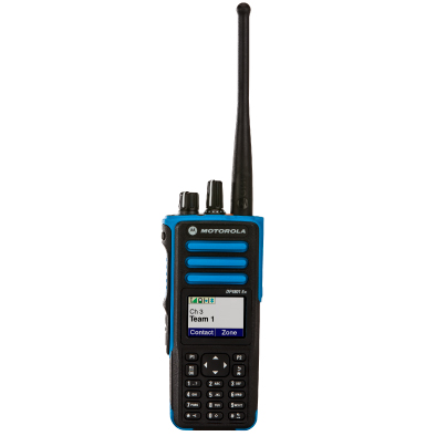 Motorola DP4401Ex Ma- M1 ATEX Portable Solas Two-way Radio - id