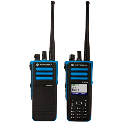 Motorola DP4401Ex Ma- M1 ATEX Portable Solas Two-way Radio