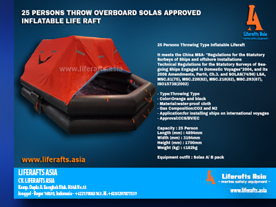 Worldwide Life Rafts Supplier