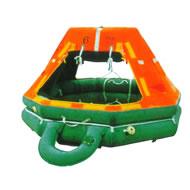 Life raft FRN-SV-R - FUJIKURA COMPOSITES