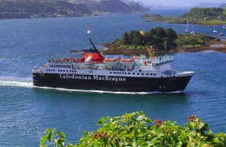 RMT: Vote to Leave EU to Stop Scottish Ferries Privatization